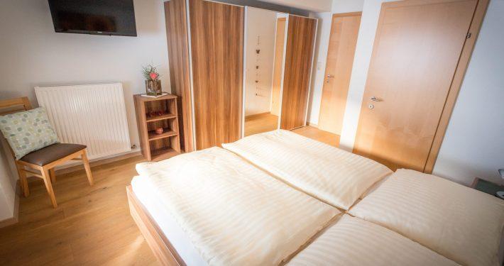 Sonniges Schlafzimmer